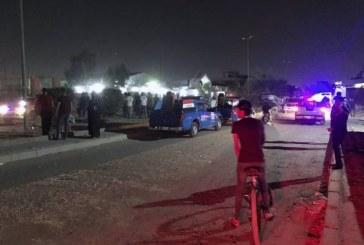 Irakienii sfideaza interdictia de circulatie decretata la Bagdad, iar studentii s-au alaturat protestelor