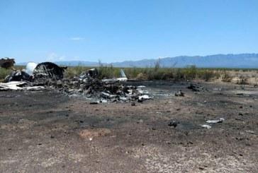 Un avion privat s-a prabusit in nordul Mexicului, toate cele 13 persoane de la bord au murit