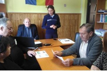 "Campania ""Impreuna pentru o comunitate mai sigura"", la Copalnic Manastur si Cernesti"