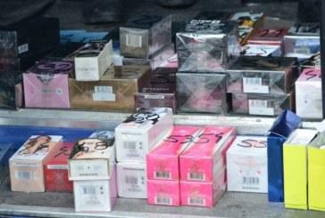 Bunuri cosmetice contrafacute depistate la frontiera. Valoarea acestora se ridica la suma de 26.900 lei