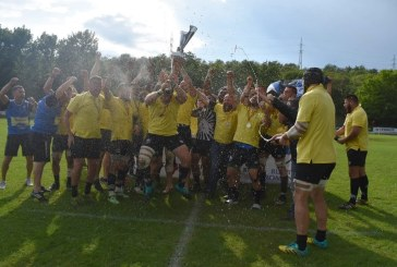 Rugby: CSM Stiinta Baia Mare a cucerit titlul de campioana a Romaniei