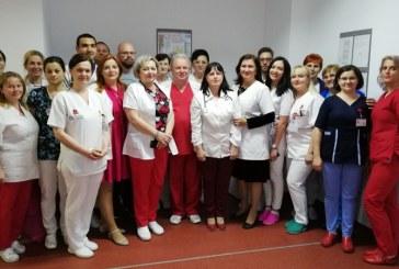Angajatii Spitalului Judetean au donat sange, pentru a salva vieti (FOTO)