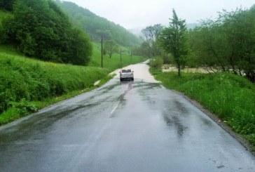 26 de localitati maramuresene afectate de fenomenele hidrometeorologice periculoase