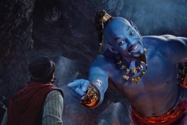 "Cinema: ""Aladdin"" s-a instalat confortabil pe prima pozitie a box-office-ului nord-american"
