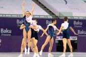 Gimnastica aerobica: O medalie de aur si trei de bronz pentru Romania, la Europene