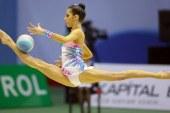 Gimnastica ritmica: Romancele au ratat calificarea in finalele de la cerc si minge, la Europene