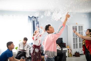 Stefan Darabus: Copiii au ajuns in prima casa de tip familial pe care am facut-o in Piatra Neamt