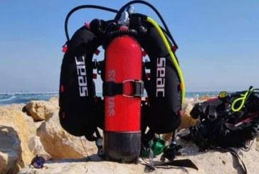 Fotografia zilei: Scafandrii maramureseni au intervenit pentru recuperarea trupului unui tanar disparut in Marea Neagra