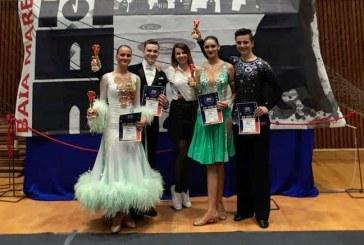 12 medalii si 5 finale pentru Prodance 2000 la Baia Mare Dance Festival (FOTO)