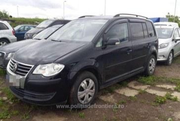 Volkswagen cautat de autoritatile din Cehia, oprit la Petea. Soferul este din Maramures si este cercetat penal pentru tainuire