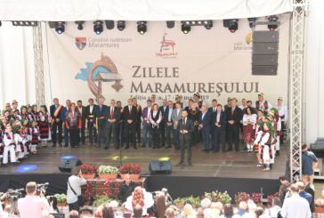 """Parada portului popular din cadrul evenimentului """"Zilele Maramuresului"""" – o atractie pe strazile municipiului Baia Mare"""