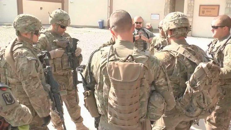 Mai multi politisti afgani au fost ucisi, din eroare, in urma unui bombardament american