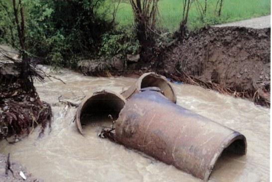 UPDATE: Cod portocaliu de inundatii in Maramures