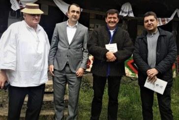 (FOTO)Cartea prefectilor de Maramures s-a lansat la Sighetu Marmatiei
