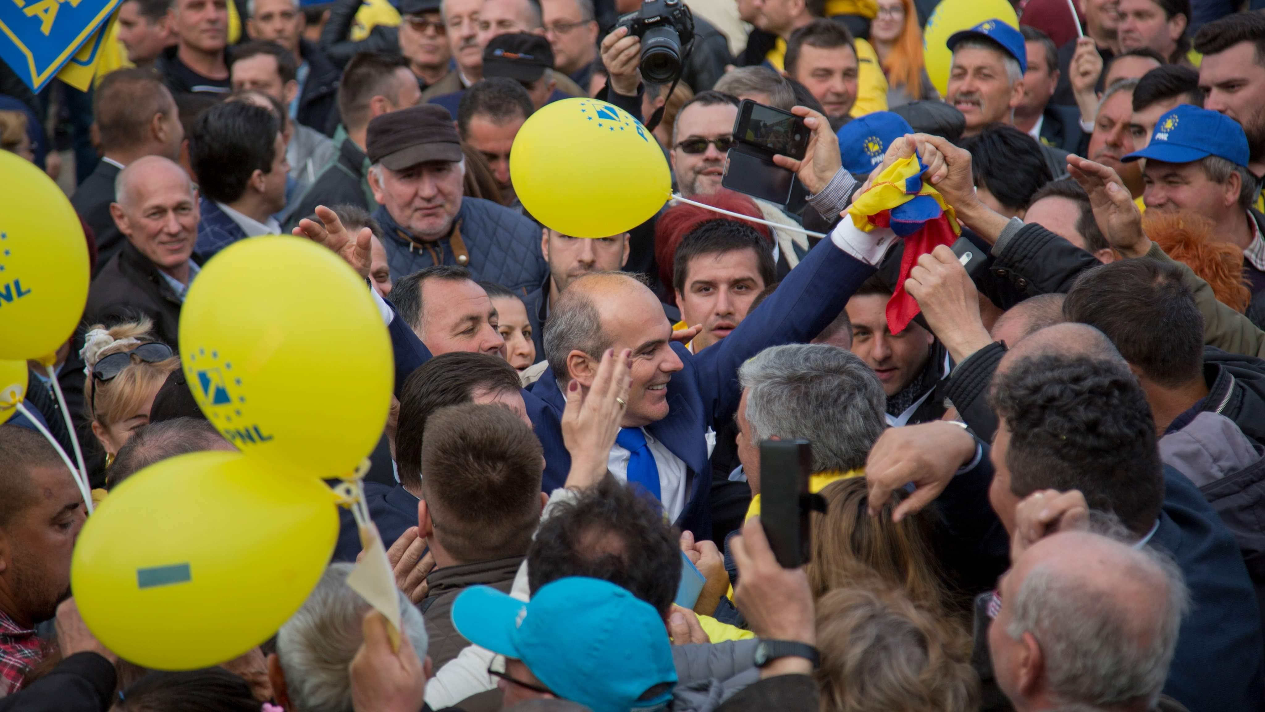 Rares Bogdan – in campanie la Maramures