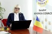 Senatorul Severica Covaciu: Am marit subventiile agricole pentru fermieri