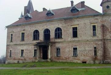 Suma cu care a fost scos la vanzare un castel istoric din Maramures