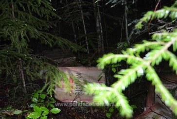 Aproape 3.000 de pachete cu tigari gasite pe Valea Viseului