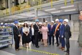 Zilele Maramuresului: Primul-ministru al Romaniei, Viorica Dancila, in vizita la investitiile UAC Europe din Tautii Magheraus si Dumbravita
