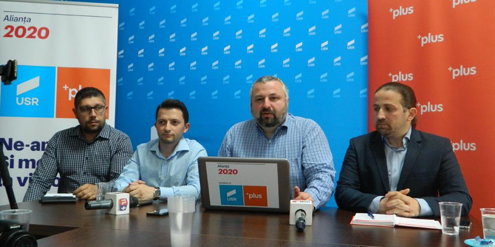 Reactii ale liderilor USR-PLUS Maramures dupa alegeri: