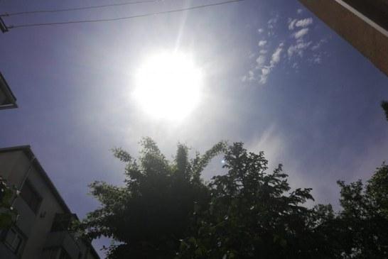 Temperaturi de până la 23 de grade C astăzi, în Maramureș