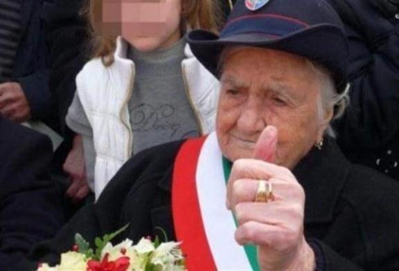 Cea mai varstnica persoana din Europa a murit in Italia, la 116 ani