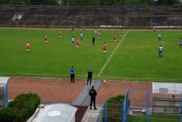 Fotbal: Meciul dintre Viitorul Ulmeni – Unirea Mirsid s-a incheiat cu scorul de 2-2