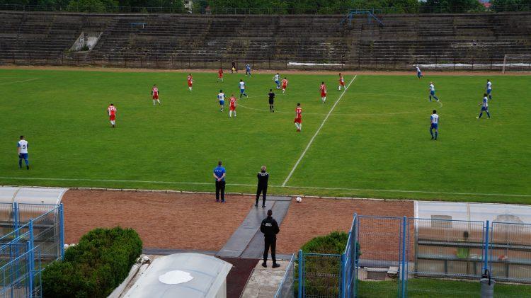 Fotbal: CS Minaur versus ACS Fotbal Comuna Recea in faza a treia a Cupei Romaniei