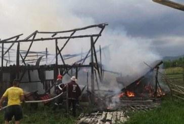 Patru intervenții pentru pompierii maramureșeni