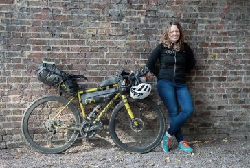 O scotiana, noua detinatoare a recordului pentru cea mai rapida calatorie pe bicicleta in jurul lumii