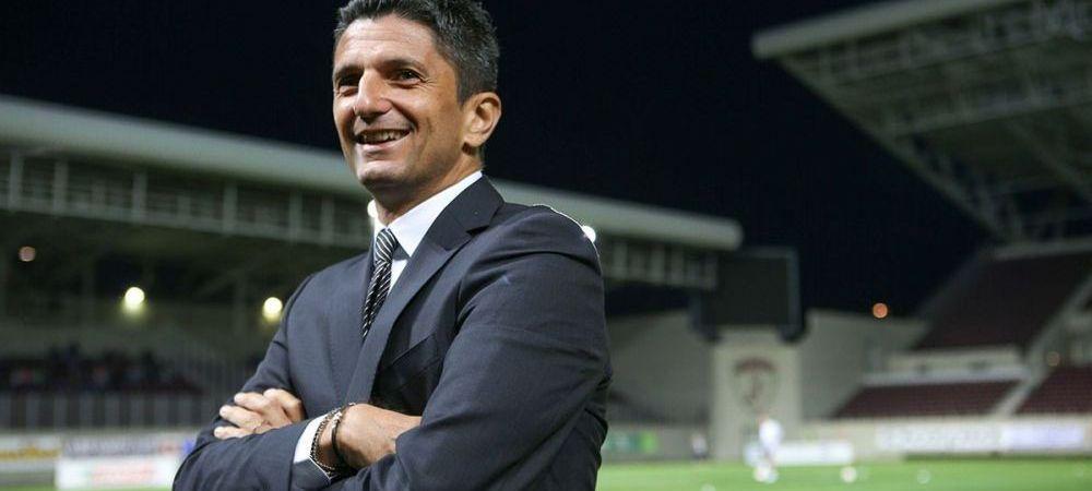 Fotbal: Antrenorul Razvan Lucescu si-a anuntat despartirea de PAOK Salonic