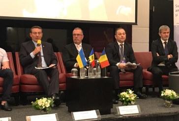 """Republica Moldova prezinta"" la Rivulus Dominarum. CCI Maramures si CCI Republica Moldova au semnat acordul de parteneriat (FOTO)"