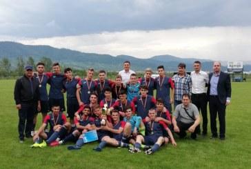 JUNIORI A1 – FC Suciu de Sus este campioana Maramuresului