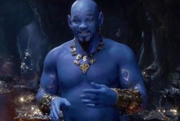 Cinematografie: Aladdin trebuie sa infrunte Godzilla pentru a-si pastra primul loc in boxoffice