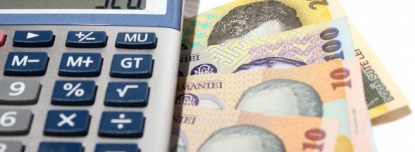 Deficit bugetar de 1,4% din PIB dupa cinci luni din 2019