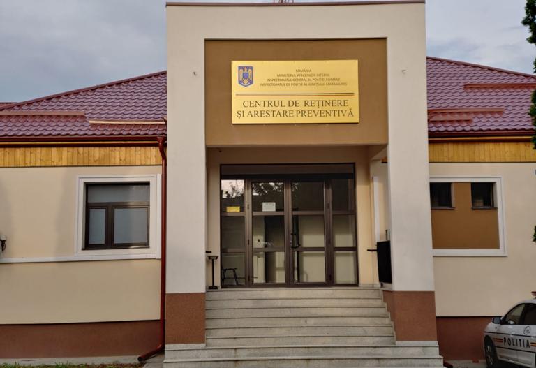 Centrul de Retinere si Arestare Preventiva din cadrul IPJ Maramures a fost modernizat