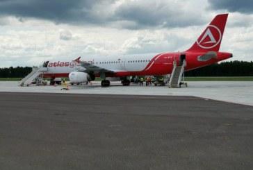 Primul zbor charter: 187 de maramureseni, satmareni si salajeni au plecat spre Antalya (VIDEO-FOTO)