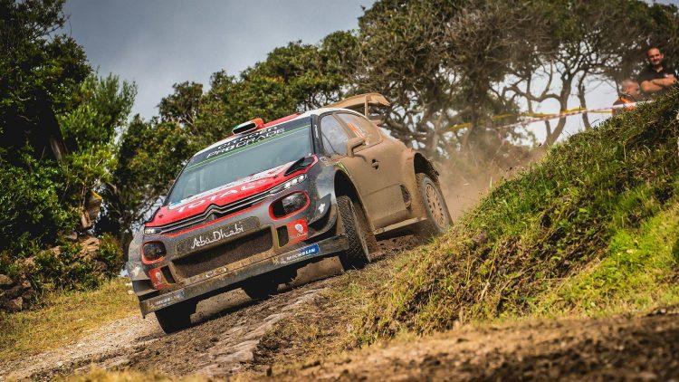 Auto: Dani Sordo, lider in Raliul Sardiniei, dupa doua zile de cursa; Tempestini locul 15