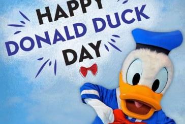 DOCUMENTAR: 85 de ani de la prima aparitie a personajului animat Donald Duck