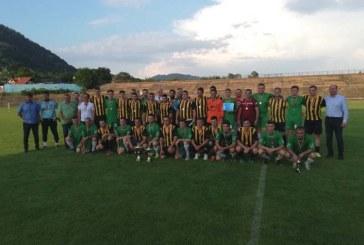 Fotbal: Faurul Fauresti vs Gloria Salsig 3-1