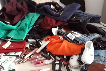 Marfuri contrafacute, confiscate in Baia Mare si Sighetu Marmatiei