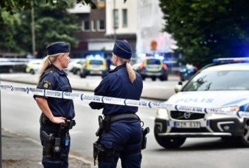Suedia: Politia a impuscat un individ posibil periculos si a evacuat gara centrala din Malmo