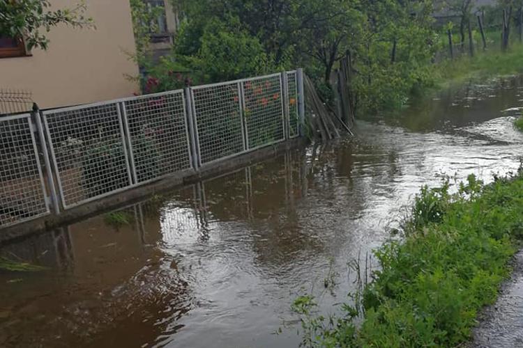 Maramures: Pagube in valoare de peste 2,4 milioane mii lei produse in urma inundatiilor din lunile iunie si iulie