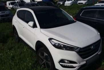 Autoturism furat din Portugalia, confiscat in PTF Petea