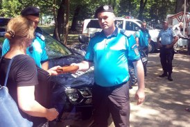 Baia Mare: Multumiri primite de jandarmi