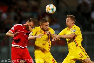 Fotbal: Malta – Romania 0-4, in preliminariile EURO 2020