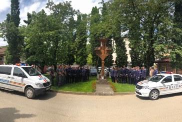 Moment de reculegere la IPJ Maramures pentru politistul Cristian Amariei