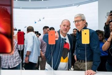 Jonathan Ive, designerul principal al Apple, va parasi compania