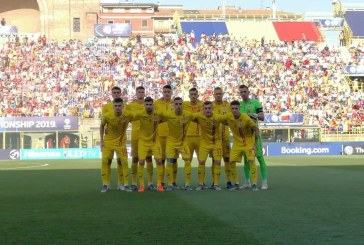 Fotbal: Romania, invinsa de Germania cu 4-2, in semifinalele Campionatului European Under-21