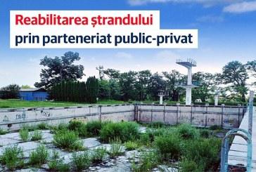 Solutia USR Baia Mare pentru Strandul Municipal – Parteneriat public-privat